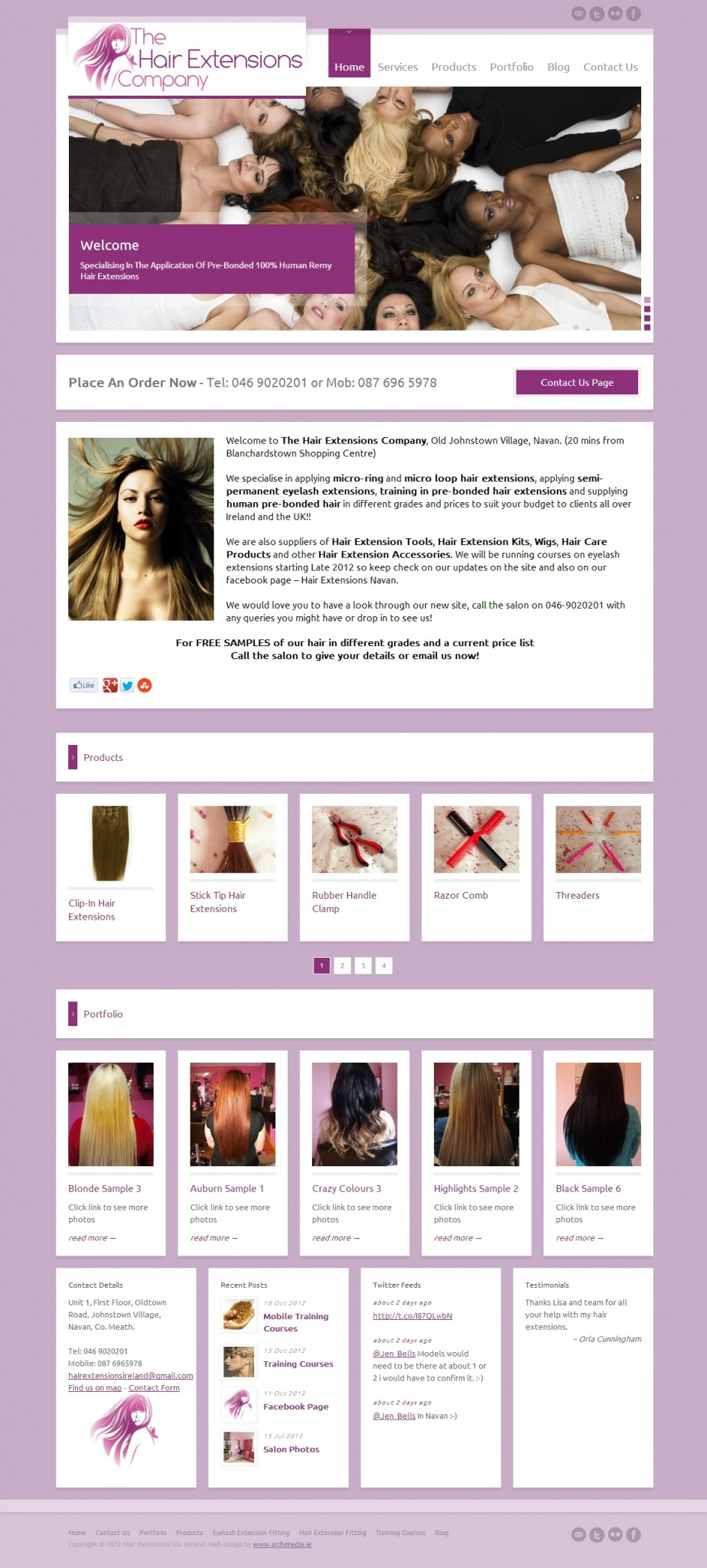 Hair-Extensions-Company